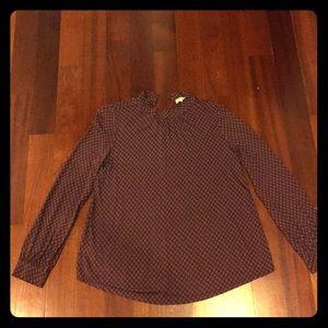 LOFT blouse Size SP